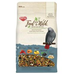 Kaytee Food From The Wild Parrot Food  2.5lb