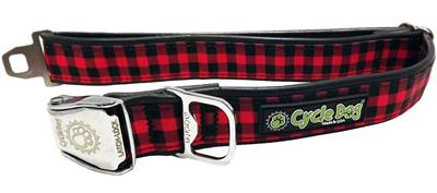 No Stink Red Plaid Collection