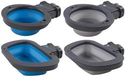 Dexas Collapsible Kennel Bowl