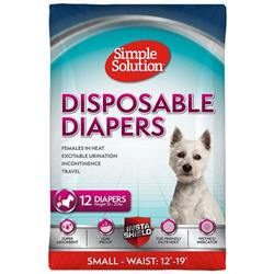 Simple Solution® Disposable Diapers
