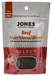 Jones Select Beef Nutritional Blend 3.5 Oz.
