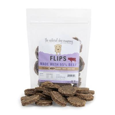 95% Beef Flips - 8.5oz Bag