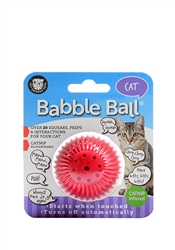 Cat Babble Ball - Catnip Infused