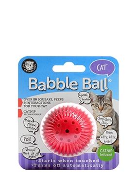 Cat Babble Ball - Catnip Infused