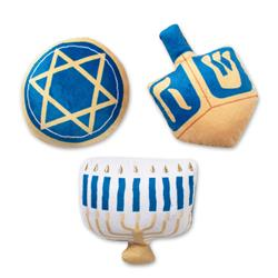 Hanukkah Mini Toys - Set Of 3
