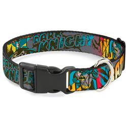 Plastic Clip Collar - Batman Dark Knight