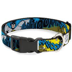 Plastic Clip Collar - Batman Scene1