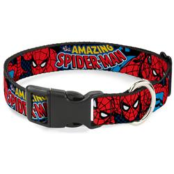 Plastic Clip Collar - Amazing Spider-Man