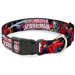 Plastic Clip Collar - THE ULTIMATE SPIDER-MAN Swinging City Poses
