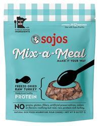 Sojo's Mix-a-Meal - Turkey 8 oz.