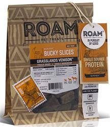 ROAM Bucky Slices Freeze Dried Venison 2 oz