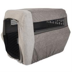 Petmate Modern Linen Kennel Cover