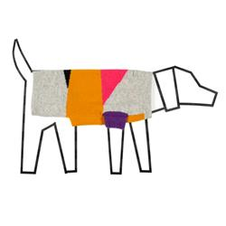 Asymmetric Pattern Sweater