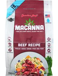 Grandma Lucy's Macanna Beef Grain Free Dog Food 1 Pound