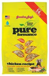 Grandma Lucy's Pureformance Chicken Grain Free Dog Food 3 Pound