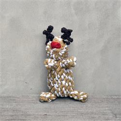 Rudolf The Reindeer Rope Toy