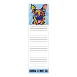 Dean Russo Dogs Never Lie List Pad