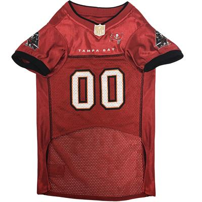 Tampa Bay Buccaneers Mesh NFL Jerseys by Pets First
