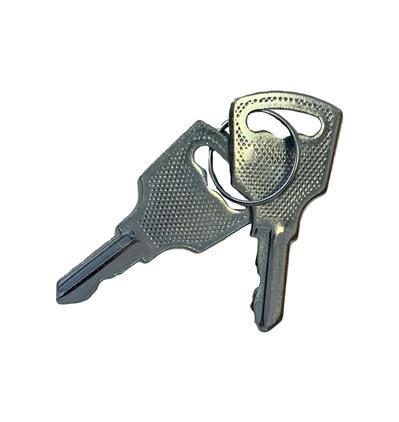 NPP Commercial Dispenser Keys