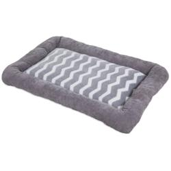 SnooZZy® Zig Zag Low Bumper Kennel Mat