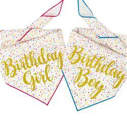 Birthday Bandana | Birthday Boy Dog Birthday |  Birthday Dog Bandana | Happy Birthday Bandana | Birthday Girl