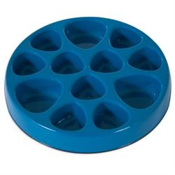 Petmate® Kibble Cup™ Slow Feed Dog Bowl