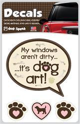 My Windows aren't dirty...  - Decal Sheet