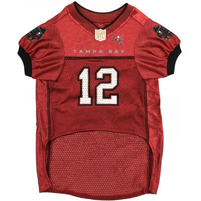 Tom Brady Tampa Bay Buccaneers Mesh NFL Jerseys by Pets First