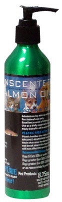 8.75 oz UNSCENTED 100% Norwegian Salmon Oil, Pharmaceutical Human Grade