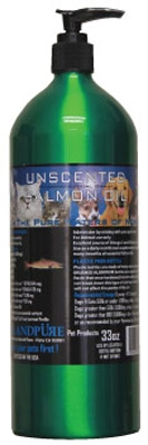 33 oz UNSCENTED 100% Norwegian  Salmon Oil, Pharmaceutical Human Grade