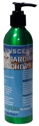 8.75 oz UNSCENTED Sardine-Anchovy Oil, Pharmaceutical Grade