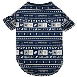 Dallas Cowboys Ugly-Tee by Pets First