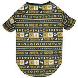 Green Bay Packers Ugly-Tee by Pets First
