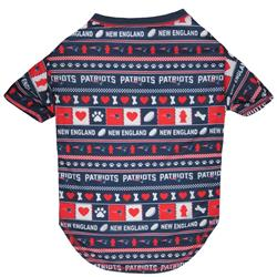 New England Patriots Ugly-Tee by Pets First