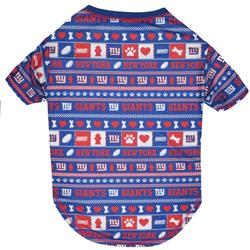 New York Giants Ugly-Tee by Pets First