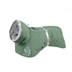 Hurtta Extreme Warmer 2 ECO Dog Coat - Hedge