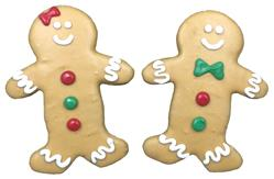 Mr. and Mrs. Gingerbread