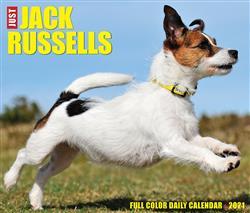 Jack Russells 2021 Box Calendar