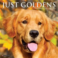 Goldens 2021 Mini Calendar