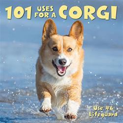 101 Uses For a Corgi - Book