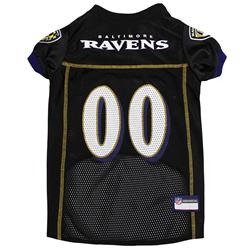 Baltimore Ravens Mesh NFL Jerseys by Pets First