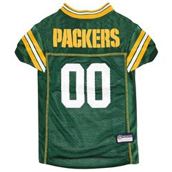 Green Bay Packers Mesh NFL Jerseys by Pets First