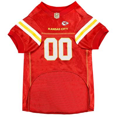 Kansas City Chiefs Mesh NFL Jerseys by Pets First