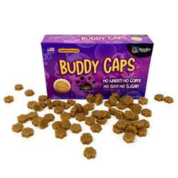 Buddy Caps Pumpkin Flavor Treats by Spunky Pup
