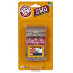 Arm & Hammer® Deluxe 2-In-1 Litter Scoop Waste Bags