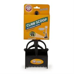 Arm & Hammer® Claw Scoop with Extending Handle