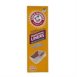 Arm & Hammer™ Drawstring Litter Pan Liners