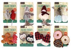 Feline Frenzy Cat Toys