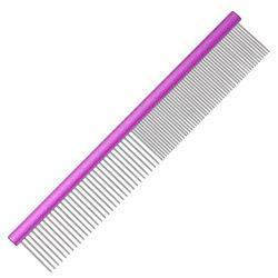 Spectrum Aluminum Comb Purple 50/50 by Groom Professional