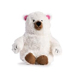 fabtough Polar Bear Fluffie Plush Toy